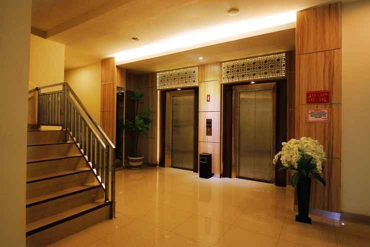 LOBBY Rangkayo Basa - Halal Hotel