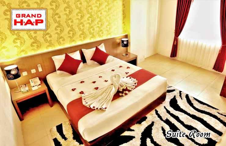 BEDROOM Grand HAP Hotel