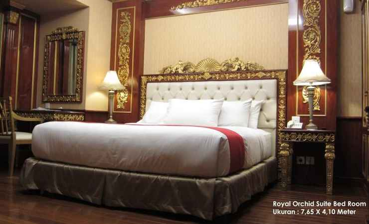 BEDROOM Grand Orchid Hotel Solo