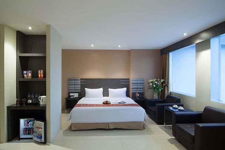 BEDROOM Hotel Aria Barito Banjarmasin