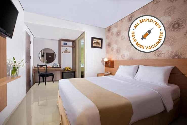 BEDROOM The Cube Malioboro Hotel