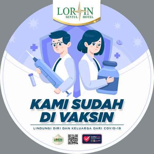 LOBBY Lorin Sentul Hotel
