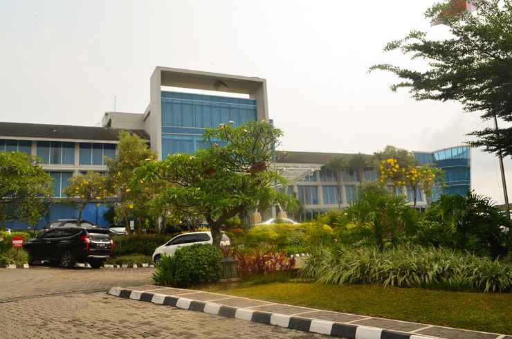 EXTERIOR_BUILDING Emersia Hotel & Resort