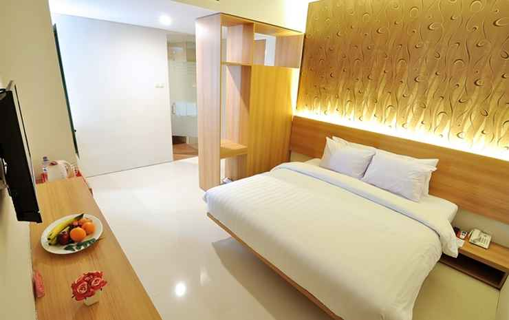 Tickle Hotel Yogyakarta - Deluxe Room Only