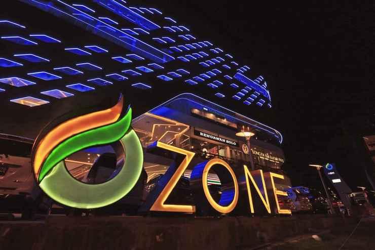 EXTERIOR_BUILDING Ozone Hotel Pantai Indah Kapuk Jakarta