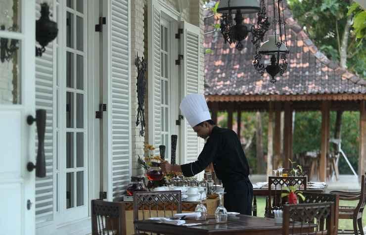 RESTAURANT Plataran Borobudur Resort and Spa