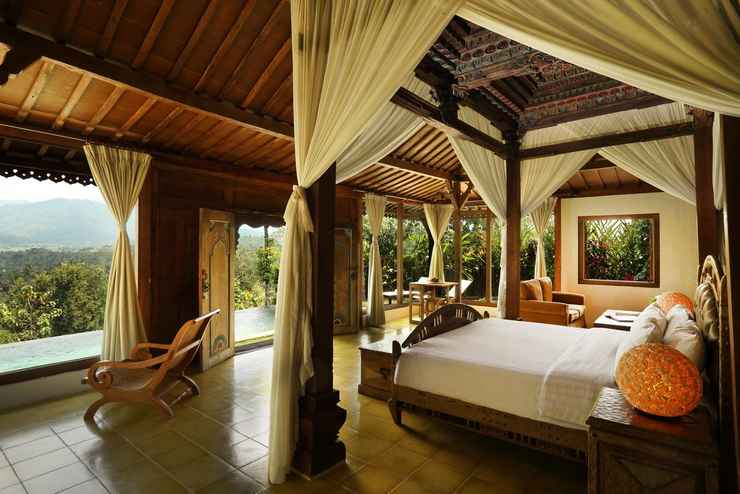 BEDROOM Plataran Borobudur Resort and Spa