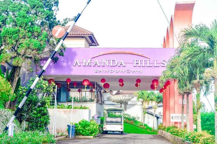 LOBBY Amanda Hills Bandungan