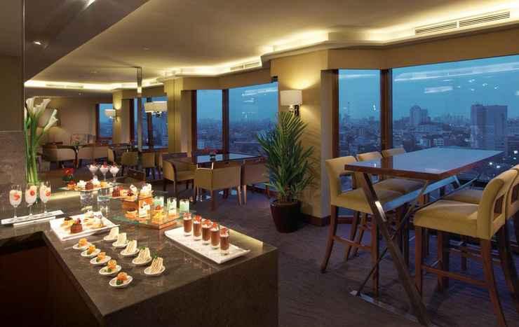 BAR_CAFE_LOUNGE Millennium Hotel Sirih Jakarta