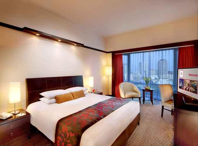 BEDROOM Millennium Hotel Sirih Jakarta