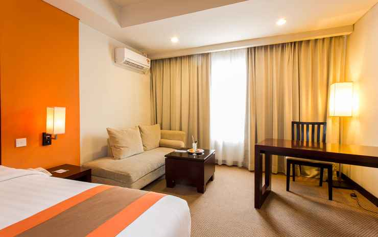 Horison Sagita Balikpapan Balikpapan - Deluxe Single Bed Room Breakfast
