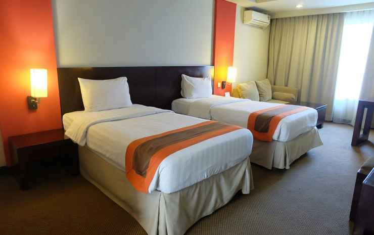 Horison Sagita Balikpapan Balikpapan - Executive Twin Bed Room Only
