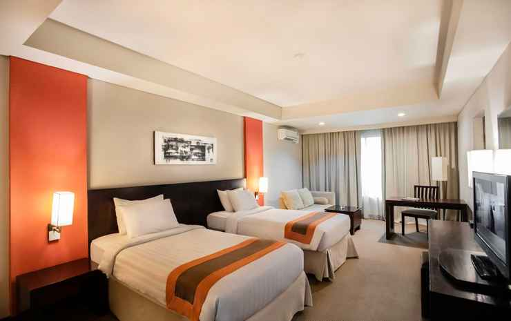 Horison Sagita Balikpapan Balikpapan - Executive Twin Bed Room Breakfast