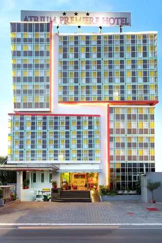 EXTERIOR_BUILDING Atrium Premiere Hotel Yogyakarta Ambarukmo