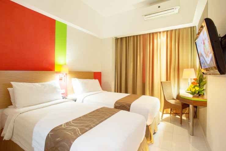 BEDROOM Atrium Premiere Hotel Yogyakarta Ambarukmo