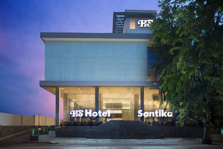 EXTERIOR_BUILDING Hotel Santika Pekalongan