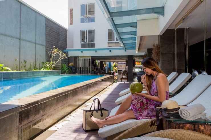 SWIMMING_POOL Solaris Hotel Kuta