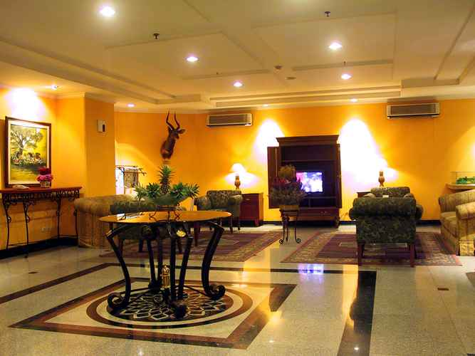 LOBBY Travellers Suites Serviced Apartments Medan