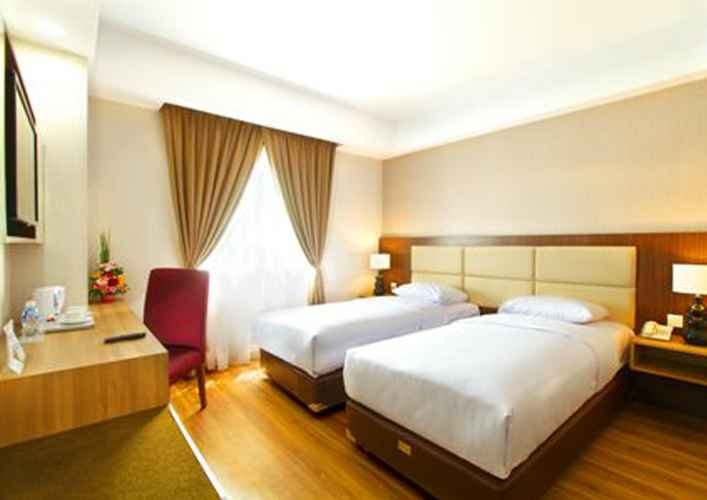 BEDROOM Hotel Orchardz Bandara