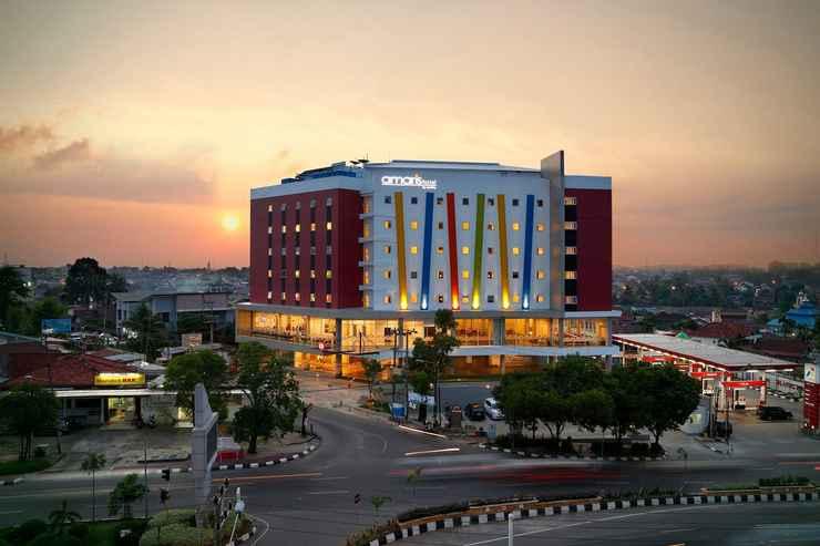 EXTERIOR_BUILDING Amaris Hotel Palembang