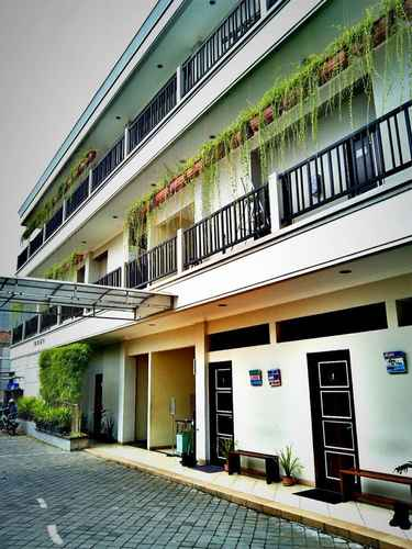 EXTERIOR_BUILDING C3 Hotel