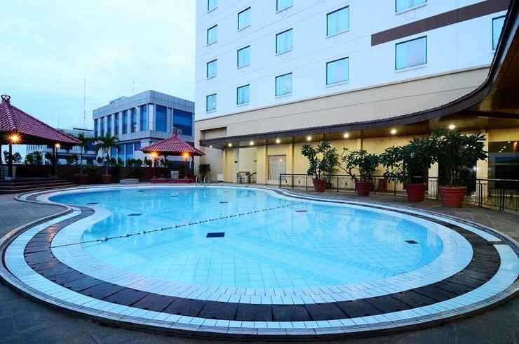 SWIMMING_POOL Grand Cempaka Business Hotel