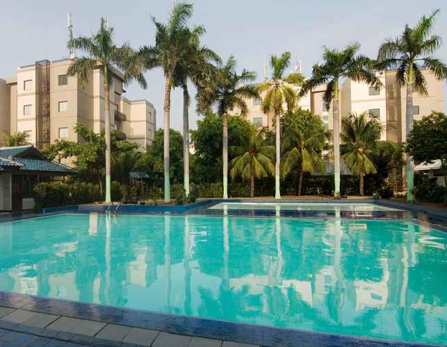 SWIMMING_POOL d'Arcici Hotel Sunter