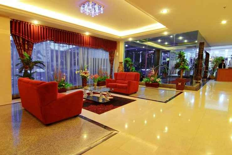 LOBBY Rocky Plaza Hotel Padang