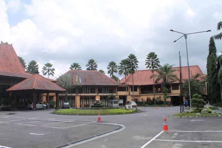 EXTERIOR_BUILDING Laras Asri Resort & Spa