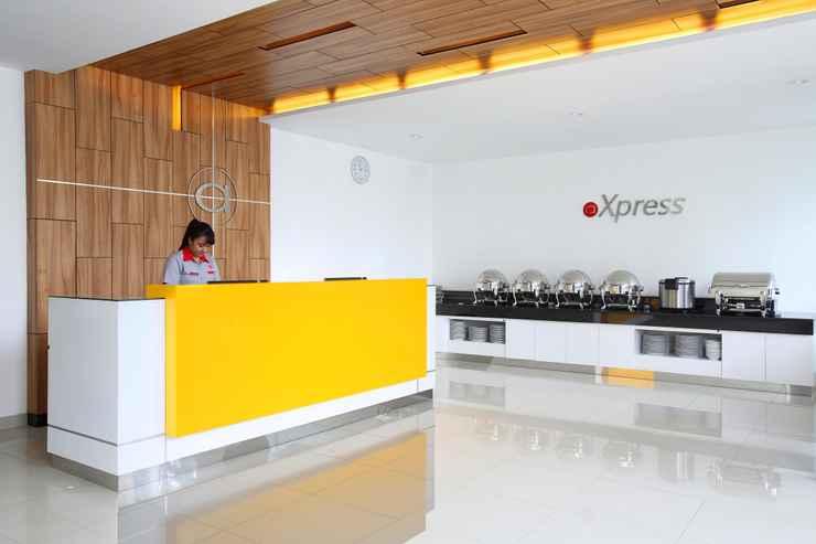 LOBBY Amaris Hotel Dr. Susilo Grogol