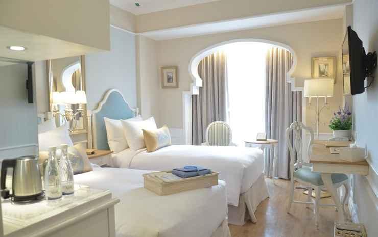 Noor Hotel Bandung - Deluxe Twin Bed