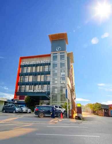 EXTERIOR_BUILDING Royal Jelita Hotel Banjarmasin