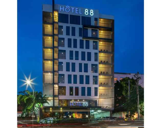 EXTERIOR_BUILDING Hotel 88 Embong Malang