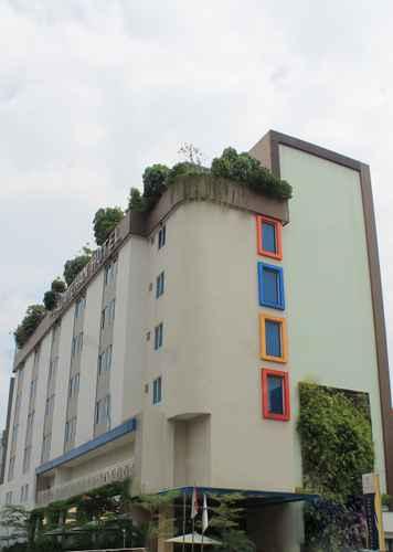 EXTERIOR_BUILDING Horison Falatehan – Jakarta