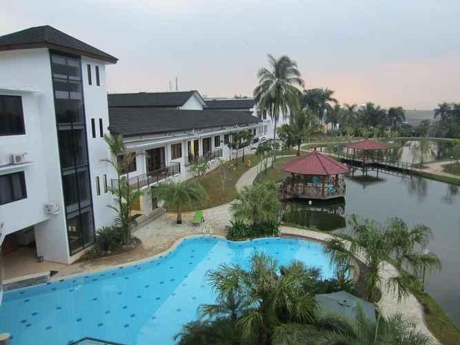 EXTERIOR_BUILDING Rukun Resort Sentul