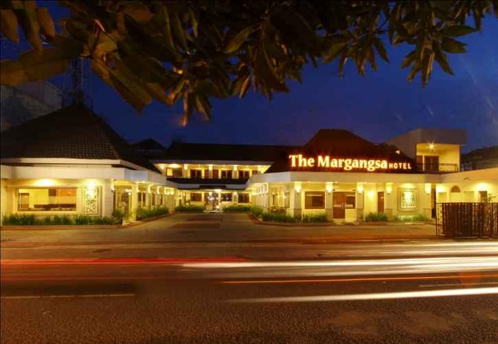 EXTERIOR_BUILDING The Margangsa Hotel