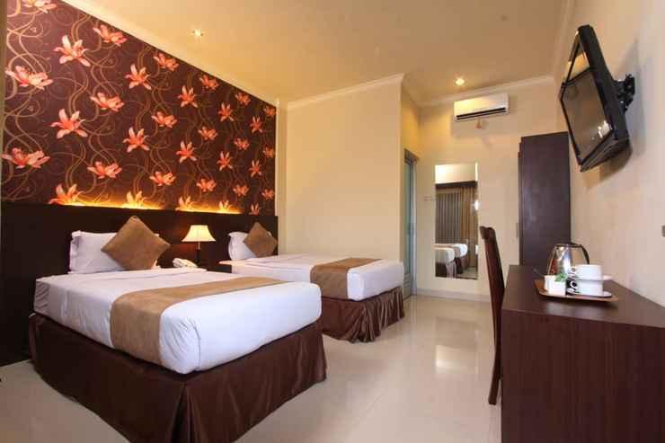 BEDROOM The Margangsa Hotel