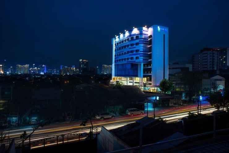 EXTERIOR_BUILDING Blue Sky Hotel Petamburan
