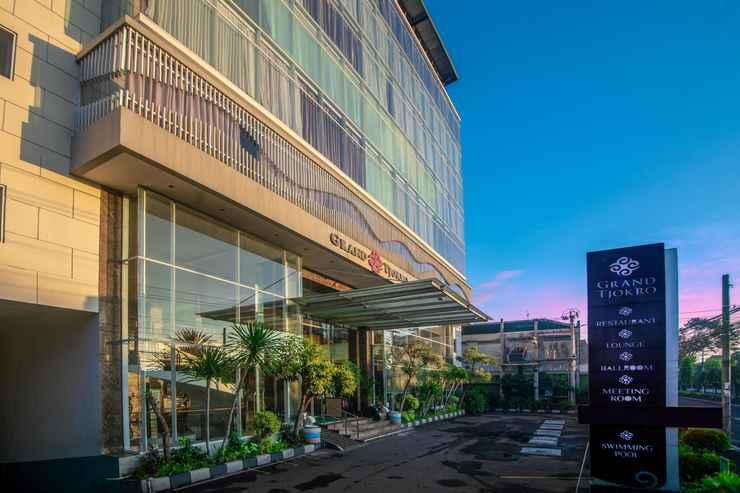 EXTERIOR_BUILDING Grand Tjokro Yogyakarta