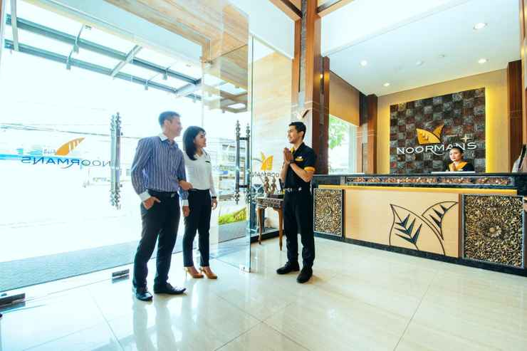 LOBBY Noormans Hotel Semarang
