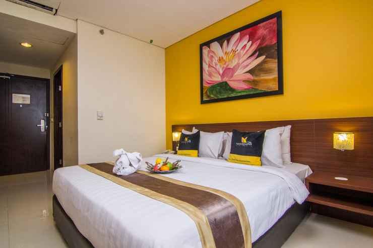 BEDROOM Noormans Hotel Semarang