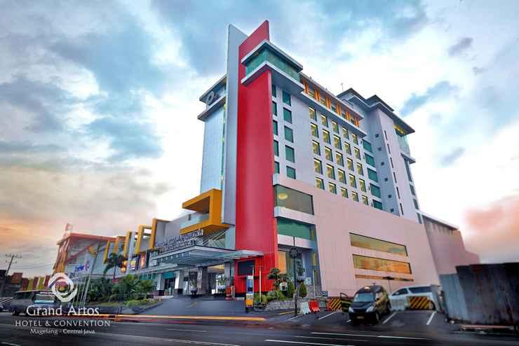 EXTERIOR_BUILDING Grand Artos Hotel & Convention