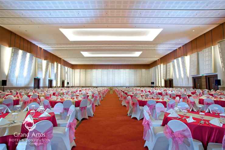 FUNCTIONAL_HALL Grand Artos Hotel & Convention