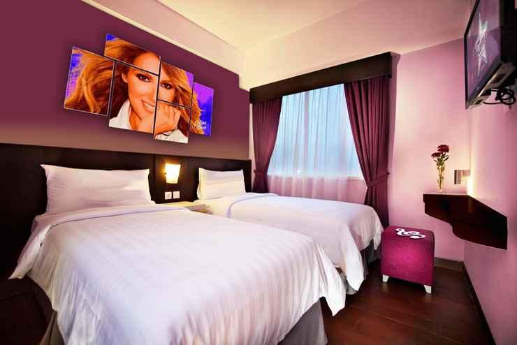 BEDROOM Fame Hotel Gading Serpong