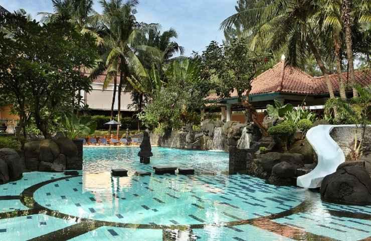 SWIMMING_POOL Melia Purosani Yogyakarta