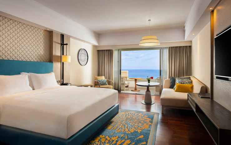 Hilton Bali Resort Bali - Cliff Tower Ocean View Room Only
