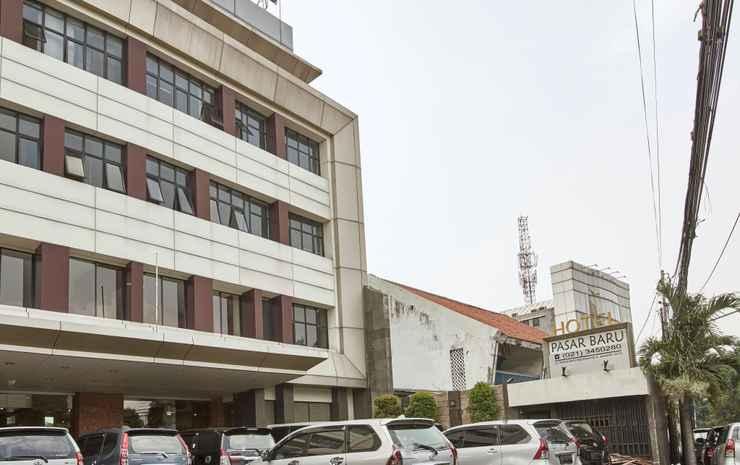 EXTERIOR_BUILDING Hotel Pasar Baru
