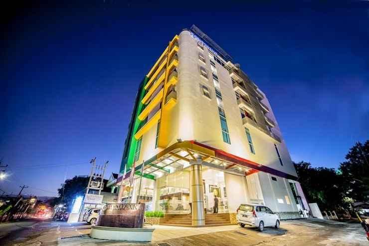EXTERIOR_BUILDING Hotel Continent Centrepoint Makassar