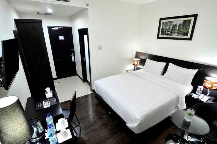BEDROOM Hotel Continent Centrepoint Makassar