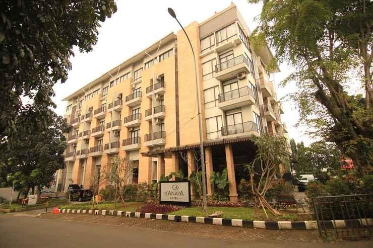 EXTERIOR_BUILDING D'Anaya Hotel Bogor